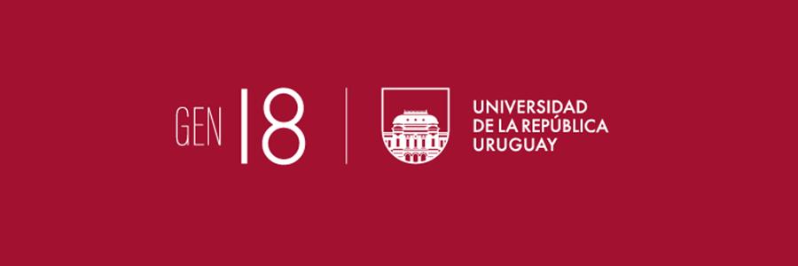 Sitio de Bienvenida a la Generación 2018 de la Udelar