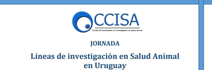 Jornada sobre Líneas de Investigación en Salud Animal en Uruguay