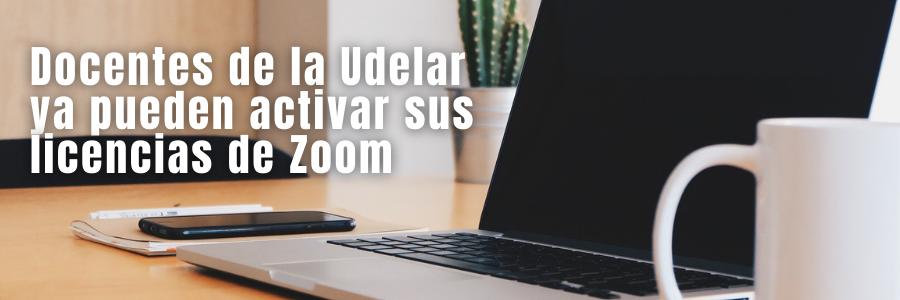 Docentes de la Udelar ya pueden activar sus licencias de Zoom