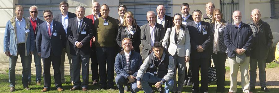 Académicos de Facultades y Escuelas de Ciencias Veterinarias participaron en reunión de AFECV-MERCOSUR