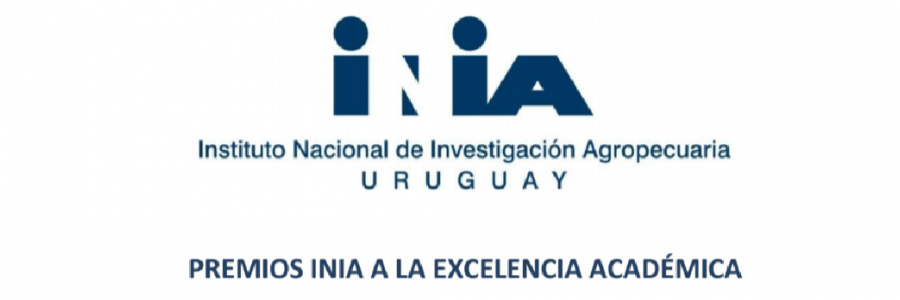 Convocatoria a los Premios INIA a la Excelencia Académica
