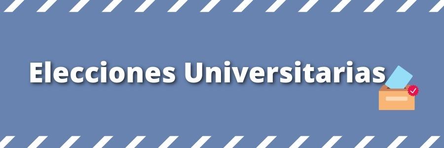 Elecciones Universitarias 2021