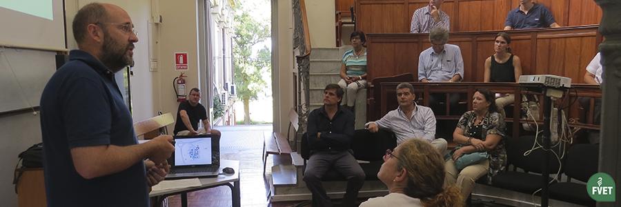 Presentación Pública previa a Llamado a Licitación de Proyecto y Obra de la nueva sede de Facultad de Veterinaria