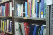 Descarte de Libros y Revistas de Biblioteca