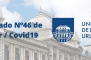 Comunicado covid-19 n.º 46: sobre presencialidad a partir del 11 de octubre en distintas sedes