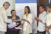 Entrega de Premios 2017 de la Academia Nacional de Veterinaria y recibimiento a los nuevos académicos