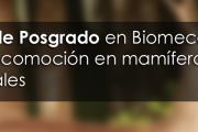 Curso de Posgrado en Biomecánica de la locomoción en mamíferos cursoriales