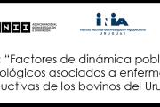 """Datos preliminares del Proyecto: """"Factores de dinámica poblacional y geo-ecológicos asociados a enfermedades reproductivas de los bovinos del Uruguay"""""""