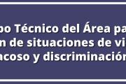 Equipo Técnico del Área para la atención de situaciones de violencia, acoso y discriminación