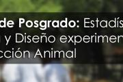 Curso de Posgrado en Estadística básica y Diseño experimental en Producción Animal