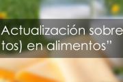 """Curso: """"Actualización sobre cultivos (fermentos) en alimentos"""""""