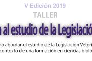 """Taller: """"Introducción al estudio de la Legislación Veterinaria"""""""