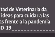 Materiales accesibles sobre el cuidado de las mascotas durante la pandemia