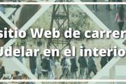 Nuevo sitio Web de carreras de la Udelar en el interior