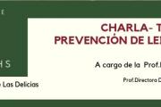 """Charla-Taller: """"Prevención de Leishmaniasis visceral"""""""