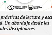 Curso para Docentes sobre Análisis de prácticas de lectura y escritura en la Universidad