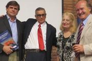 Presentación del Libro del Dr. Justino Martínez