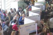 Exposición de EFI Área V