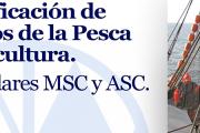 """Actividad: """"Certificación de productos de la pesca y la acuicultura. Los estándares MSC y ASC"""""""