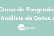 """Curso de Posgrado: """"R1 – Análisis de Datos en R"""""""