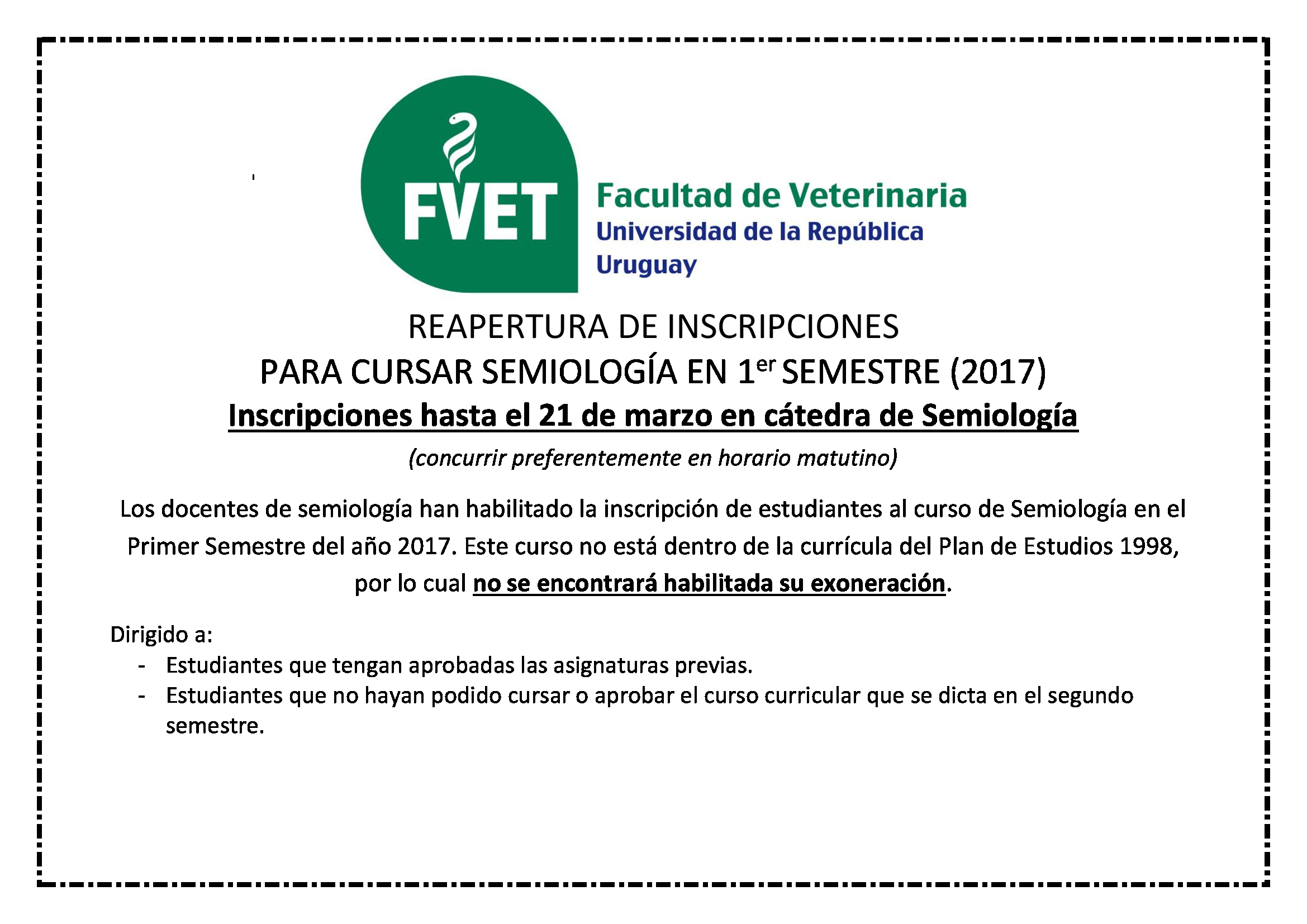 9.3.2017.ReaperturaSemiología REDES